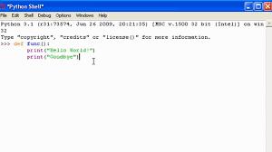 Python 3 Tutorial 5