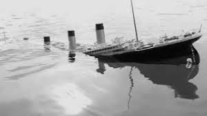 Titanic Sinking Simulation Real Time by Titanic Breakup Failures 3
