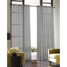 Crushed Voile Curtains Uk by 120 Inches Sheer Curtains For Less Overstock Com