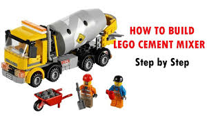 How To Build Lego Cement Mixer Lego City 60018 - YouTube Lego 60018 City Cement Mixer I Brick Of Stock Photo More Pictures Of Amsterdam Lego Logging Truck 60059 Complete Rare Concrete For Kids And Children Stop Motion Legoreg Juniors Road Repair 10750 Target Australia Bruder Mack Granite 02814 Jadrem Toys Spefikasi Harga 60083 Snplow Terbaru Find 512yrs Market Express Moc1171 Man Tgs 8x4 Model Team 2014 Ke Xiang 26piece Cstruction Building Block Set