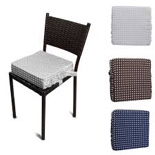 US $6.4 36% OFF|Baby Kids Booster Seat For Dining Portable Thick Chair  Increasing Cushion Chair Cushion Removable Kid Children Highchair Seat-in  ...