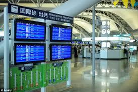 Kansai Airport Sinking 2015 by Malaysia Flip Flop Japan U0027s Kansai Hub