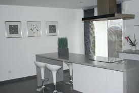 deco cuisine grise et deco cuisine gris et blanc cuisine grise et blanche tty