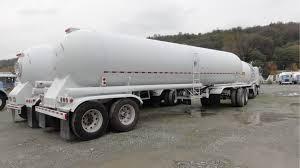 100 Propane Truck Western Cascade 10000 GALLON 4 AXLE PULL PROPANE TRAILER Western