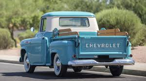 1957 Chevrolet Pickup | F116 | Monterey 2015 1957 Chevrolet Pick Up Truck 3100 Pickup Snow White Street The Grand Creative Rides For Sale 98011 Mcg A Pastakingly Restored Is On Display At Rk Motors Near O Fallon Illinois 62269 Cameo 283 V8 4 Bbl Fourspeed Youtube 2000515 Hemmings Motor News Flatbed Truck Item Da5535 Sold May 10 Ve Oneofakind With 650 Hp Heads To Auction Bogis Garage Cadillac Michigan 49601
