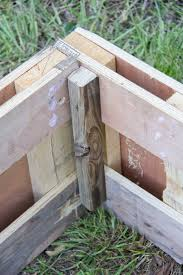 How To Pallet Raised Garden Bed