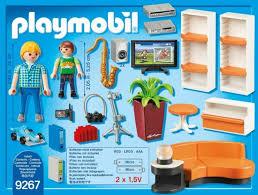 playmobil city 9267 wohnzimmer