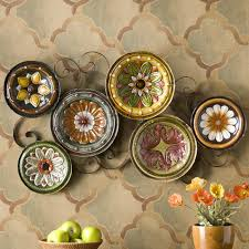 Full Size Of Flower Decorations Modern Italian Ceramic Dinnerware Scattered Decorative Plates Wall Wildon Home