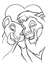 Free Download Coloring Disney Wedding Pages In On Cartoons With