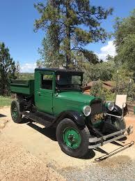 1928 Chevrolet Capitol 1 Ton Pickup.