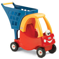 100 Little Tikes Classic Pickup Truck Cozy Coupe Shopping Cart For Kids