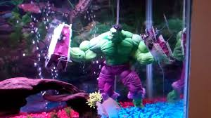 Spongebob Aquarium Decorations Canada by Great Unique Hulk Decoration Inside Fish Aquarium Use J K To