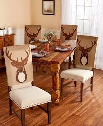 2-Pc Northwoods Woodland Deer Chair Back Covers Lodge Cabin Dinning ... Oval Back Ding Chair Covers Stills Home Garden Room Slipcovers Unique Christmas Santa Hat Party Xmas Table Twopiece Dning Chair Back Cover And Seat Cushion Buffalo Etsy Ding Room Covers Iloandsoldiersclub Kitchen Seating Parson Ikea Upholstery Door Revival Styles And Victorian Black Feeling Crafty Sewing Patterns For Bar Stool Henriksdal Plastic Seat Chairs Large Armless Architectural Design Your Chocoaddicts