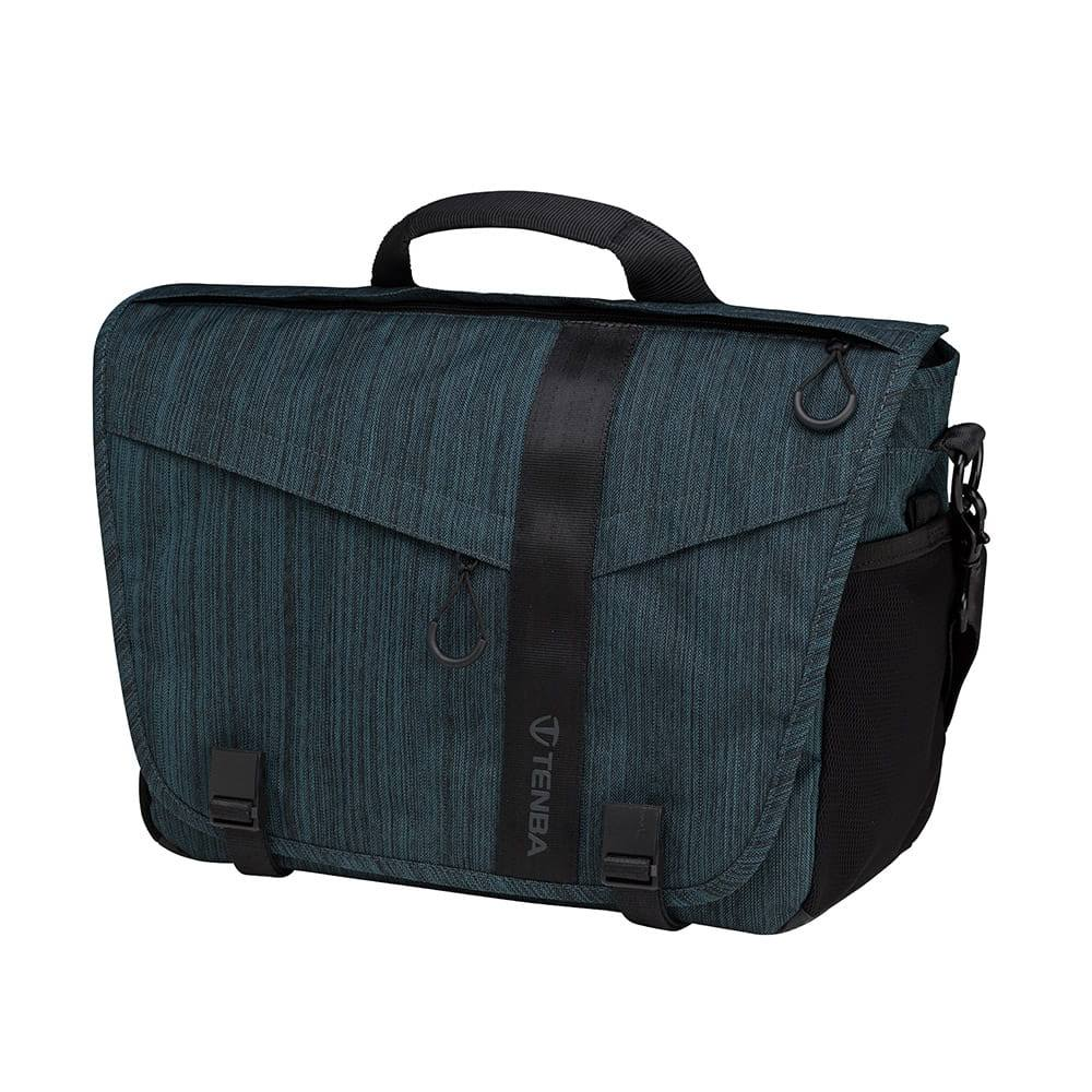 Tenba Dna 13 Messenger Camera and Laptop Bag - Blue, 3.15lb