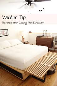 winter tip reverse your ceiling fan direction and save energy
