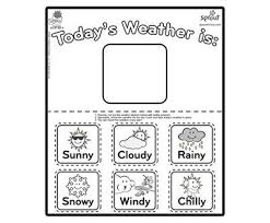 Rain Coloring Pages For Preschoolers 01