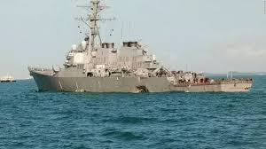 Uss America Sinking Photos by Uss John Mccain U0027some Remains U0027 Of Missing 10 Sailors Found After