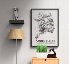 create an awesome smoke photo effect in photoshop dr design