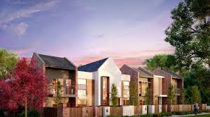 100 Townhouse Facades Boutique Townhouse Development Coming To Dickson
