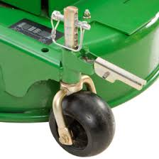 John Deere 1025r Mower Deck Adjustment by Installation And Removal