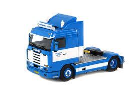 100 Betten Trucks Scania 3 Streamline 4x2 WSI Collectors Manufacturer