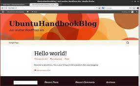 Install Wordpress Lamp Ubuntu 1404 by Behance