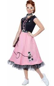 Womens Retro 1950s Costume