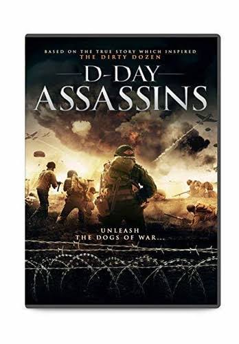 D-Day Assassins (dvd)