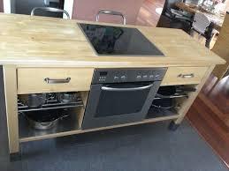 ikea värde küche mit spüle armatur herd spülmaschine haube