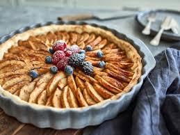 französische apfel tarte