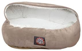 suede canopy bed stone 18 contemporary cat beds by