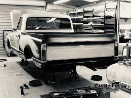 100 68 Chevy Truck Parts Home Farm Fresh Garage Ltd Classic American Shop Rat Rods