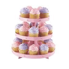 Wilton Embossed Cupcake Stand Kit