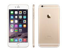 Apple iPhone 6 Plus 64GB Silver T Mobile A1522 GSM