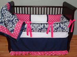 coral baby bedding etsy tags coral and navy baby bedding navy