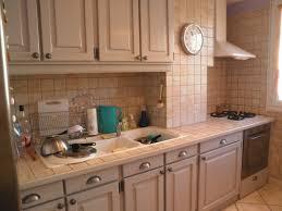 cuisine rustique chene renovation cuisine rustique chene collection avec meuble cuisine