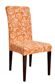 Dining Room Decorate Stretch Printed Fabric Chair Covers Cheap ...