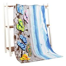 Portable Bathtub For Adults Uk by Aliexpress Com Buy Beach Towel Usa Flag Uk Flag New Microfiber