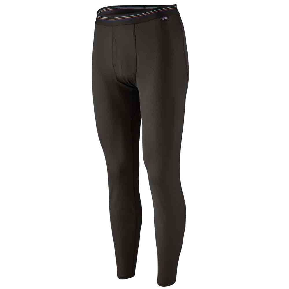 Patagonia Men's Capilene Midweight Bottoms - Black