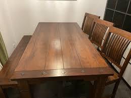 esstisch 3 stühle bank kolonial dänisches bettenlager kuba