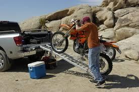 Loading A Bike In A Tall Truck - Tech Help/Race Shop - Motocross ...