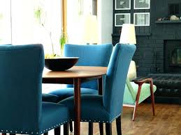 Navy Blue Dining Chairs Full Size Of Gorgeous Room Large