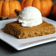 Pumpkin Pie Pudding Cake – 12 Tomatoes