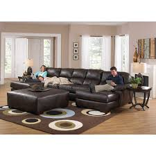 Bobs Living Room Furniture by Sectional 7 Pc Lsf Chaise Armless Sofa Rsf Chaise Cocktail