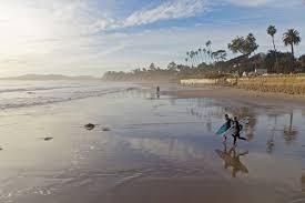 100 Santa Barbara Butterfly Beach Visit