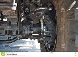 Heavy Truck Suspension Stock Photo. Image Of Transport - 73220930