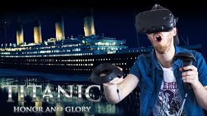 exploring the titanic in vr titanic honor and glory demo 3