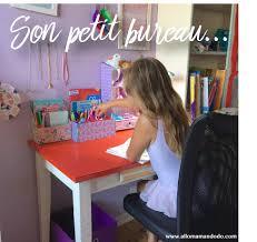 premier bureau enfant premier bureau avec 2 idées diy pour un bureau d enfant