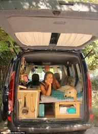 20 Cheap And Easy DIY Mini Van Camper Conversion