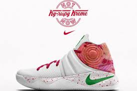 Nike, Krispy Kreme Teaming Up For Kyrie 2 Colorway - Fear The Sword Huge Rat Runs Off With Krispy Kreme Doughnut Across Car Park As Nike Teams Up With Krispy Kreme For Special Edition Kyrie 2 From The Ohio River To Twin City North Carolina Nike And Make For An Unlikely Sneaker Collaboration Greenlight Colctibles Hitch Tow Series 4 Set Nypd Doughnuts Plastic Delivery Truck Van Coffee Tea Cocoa Close Blacksportsonline Amazoncom 164 Hd Trucks 2013 Intertional Full Print Freightliner Sprinter Wrap Car